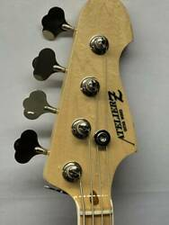 With Gari Treatment Electric Bass Beautiful Case Atelier M245/s