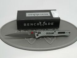 Benchmade 417gy-1901 Fact Axis G10 S30v Limited Edition Tactical Folding Knife