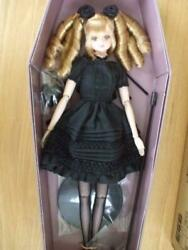 Victorian Maiden Jenny Coffin Gothic Lolita Doll Figure With Box Japan Shipped