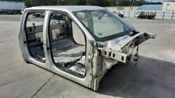 16 Ford F150 Crew Cab W/o Sunroof Complete Oem Cab Shell Silver