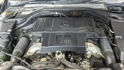 1997 Mercedes S-class S500 Engine 5.0l V8 Motor With 101k Miles