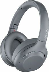 Sony Wh-xb900n/h Extra Bass Noise Canceling Wireless Headphones Whxb900n Gray