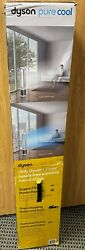 Dyson Tp01 Pure Cool Tower 800 Sq. Ft. Hepa Air Purifier And Fan - White/silver