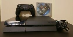 Sony Ps4 Playstation 4 500gb Console Cuh-1115a + Controller + Game