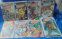 Dc Comics Justice League Of America 23 Issue Lot 164 193 199 200 203 215 - 261