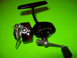 Excellent Unused Garcia Mitchell 308 Double Red Line France Collector Reel