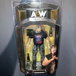 AEW Jon Moxley Action Figure CHASE RARE 1 Of 500 Mox VARIANT All Elite Wrestling