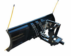 23250 Adjustable Width Auto Angling Snow Plow With Electric Lift