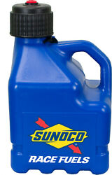 R3100bl Sunoco Vented 5 Gallon Jug With Aluminum Valve And Hose 1 Pack Yellow
