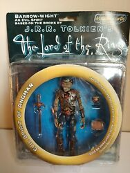 Middle Earth Toy Vault Action Figure Evil Spirit Of Angmar New In Package
