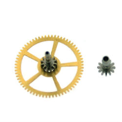 Center Wheel With Cannon Pinion To Fit Rolex 1570 7950