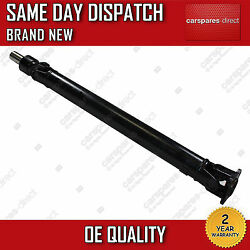 PROPSHAFT 33 INCH FIT FOR A NISSAN VANETTE CARGO VAN 1.6 2.3 94>01 *HEAVY DUTY*