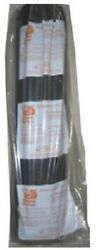 Dewitt P-4 4and039 X 250and039 Black Pro 5 Woven 5 Ounce Weed Barrier In Bulk Roll P4