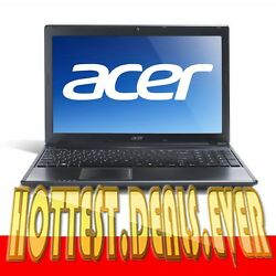 New 1 Acer Aspire Intel I3 15.6 4gb 500gb Win7 Hdmi Webcam Laptop Notebook