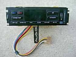 95 - 96 LINCOLN TOWN CAR CARTIER A/C HEATER CLIMATE CONTROL P/N P1F5VH-19C933-AF