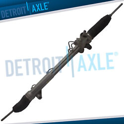 Power Steering Rack And Pinion For Ford Crown Victoria Lincoln Town Car Mercury