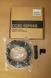 Sony Xc-777 Ccd Color Camera Module With 5 Meter Camera Cable Brand New