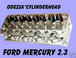 FORD TEMPO MERCURY TOPAZ 2.3 CYLINDER HEAD COMPLETE 1984-1994 REBUILT