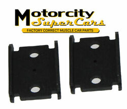 Mopar Gto 442 Gs Chevy Hurst Shifter Competition Shifter Handle Rubber Isolators