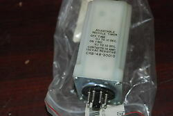 Amf Potter And Brumfield Crb-48-30010, 24v Ac, 1-10sec Timer/relay New No Box