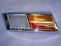 Mercedes 220 Cabrio A 1951-55 Amber Red Left Tail Light Lens New