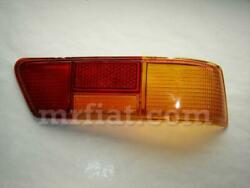 Mercedes 280 Sl Pagoda 1968-71 French Version Rear Right Tail Light Lens