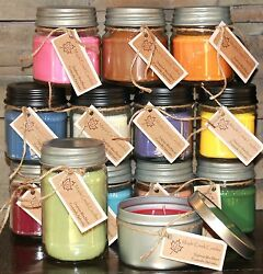 Maple Creek Candles Candy Scents, Popcorn, Caramel Apple You Pick Size And Scent