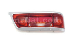 Mercedes 230 250 Sl Pagoda 1963-68 Chromed Red Right Tail Light Reflector New