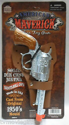 american maverick solid die cast metal