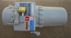 Square D Spin Top Class 8539 Sbr41 Explosion Proof Starter And Breaker 460v 3amps