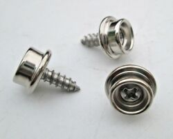 Marine Stainless Steel Snap Fasteners 8 X 3/8for Boat Covers Canopy Seat Cover
