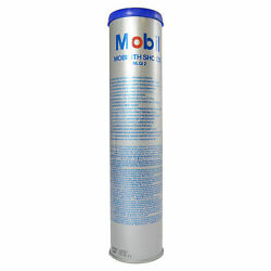Mobil Mobilith Shc 220 Red Lithium Grease 380g Cartridge