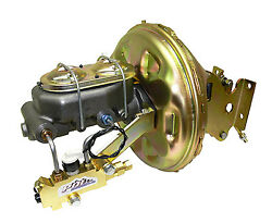 Performance Online 1967-72 Chevy And Gmc Power Brake Booster Kit - Disc/disc