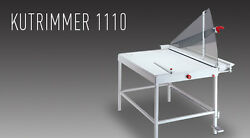 Mbm Kutrimmer 1110 Made In Germany