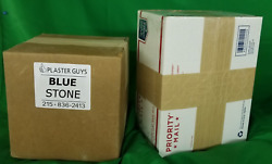 Blue Dental Lab Stone   25 Lbs For 41 Delivered Price