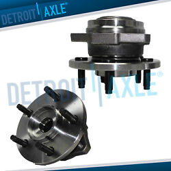 Front Wheel Bearing And Hub Set For 2002 2003 2004 2005 Jeep Liberty W/o Abs