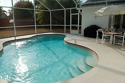 113 3 Bed Home With Private Pool On Quiet Community Near Disney Orlando Florida