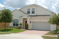 825 5 Bedroom Holiday Villa With Pool And Spa Gated Community Orlando Floirda
