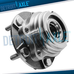 2.5l Front Wheel Bearing Hub Assembly For 2007 2008 - 2013 Nissan Altima W/abs