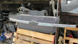 2003-2006 Silverado Grille Assy With After Market Billet Style Insert