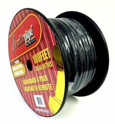 100and039 Feet 9 Conductor 18 Gauge Speed Cable Speaker Alarm Hitch Wire C4p-r100
