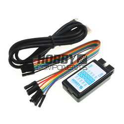 Hobby Components Usb 24m 8ch 24mhz Logic Analyser And Test Hook Clips