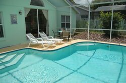 2978 Orlando Vacation Homes For Rent, 4 Bed With Private Fenced Pool 2 Weeks
