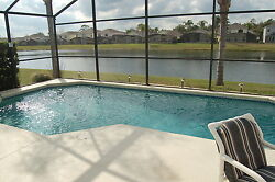930 Florida Vacation Homes 4 Bed Pool Home With Lake View 2 Weeks