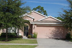838 Florida Villas, 5 Bedroom Home With Pool, Spa And Conservation View 2 Weeks