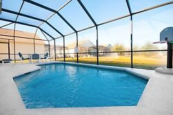 339 Disney Area Vacation Homes Large 4 Bed On Gated Community 10 Night Deal