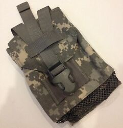 New Specter Gear 1 Qt Acu Canteen Pouch Tactical Military Army Usgi Aor