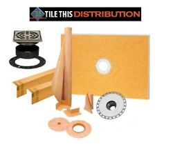 Schluter Kerdi Shower Kit  All 5 Sizes Best Price And Fast Shipping
