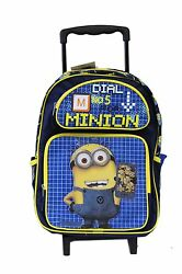 Black and Blue Dial 5 for Minion Despicable Me 16