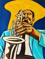 Eric Dolphy Print Poster Jazz Alto Saxophone Live The Five Spot Out To Lunch Cd